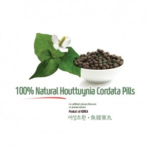 Natural Houttuynia Cordata Pills 5oz