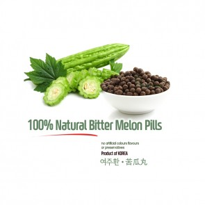 Natural Bitter Melon Pills 5oz