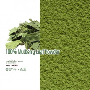 100% Natural Mulberry Leaf Powder