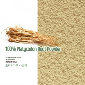 100% Natural Korean Balloon Flower Root Powder