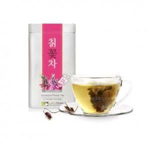 [Pyramid Teabags] Arrowroot Flower Tea