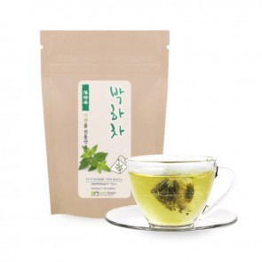 [Pyramid Teabags] Peppermint Leaf Tea