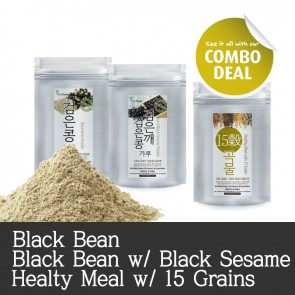 3 packs of Grain Powder Combo [Save $1.75]