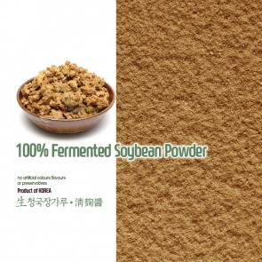 100% Natural Korean Fermented Soybean Powder