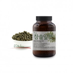 Natural Pine Needle Pills 5oz