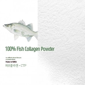 100% Natural Fish Collagen Powder