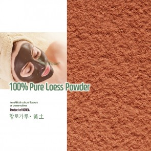 100% Natural Korea Loess (Hwangto) Powder