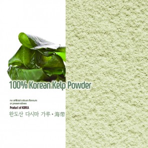 100% Natural Korean Sea Kelp Powder