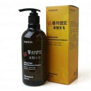 Oriental Herbal Hair Regrowth Shampoo